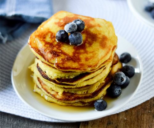 Paleo Recipe – Coconut Flour Pancakes